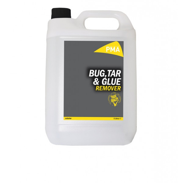 Bug, Tar And Glue Remover - 5 Litre
